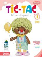 TIC-TAC - É TEMPO DE APRENDER - VOLUME 1
