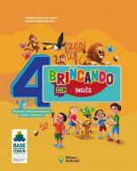 BRINCANDO COM INGLÊS - 4º ANO