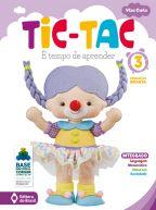 TIC-TAC - É TEMPO DE APRENDER - VOLUME 3